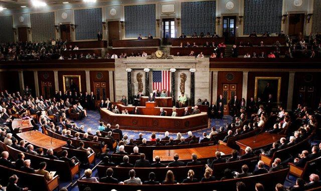 مجلس النواب الأمريكى