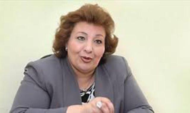 النائبة مارجريت عازر عضو مجلس النواب