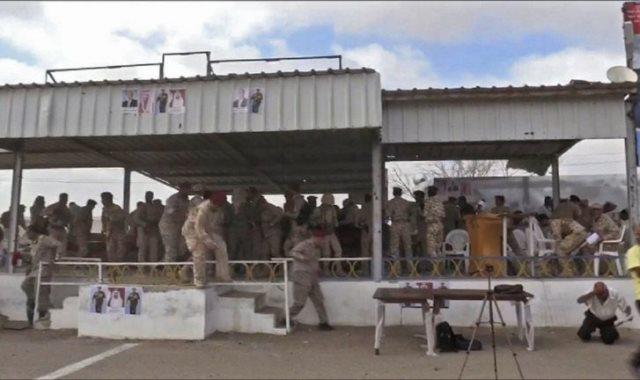 """تفجير قاعدة """"العند"""" اليمنية"""