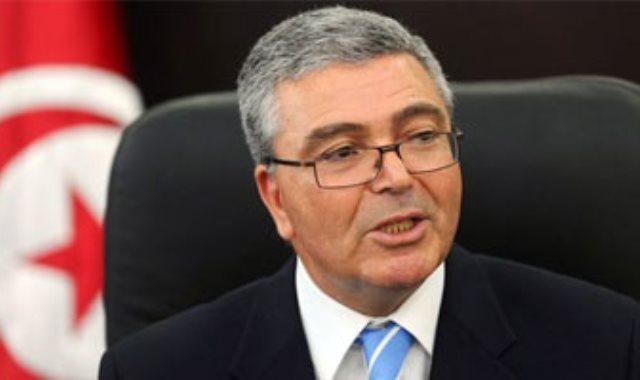 وزير الدفاع التونسى عبد الكريم الزبيدى