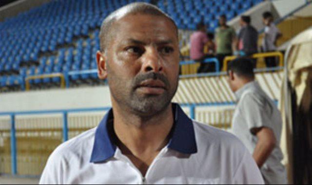 أحمد قناوى المدرب العام للإسماعيلى