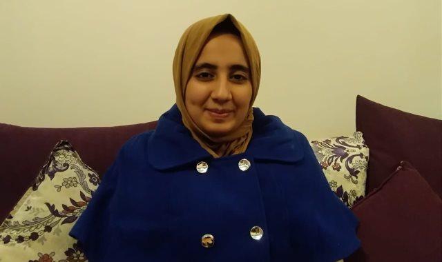 الطالبة مرنا فوزي الطنوبي