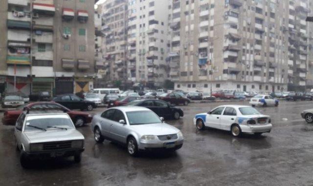أمطار بورسعيد