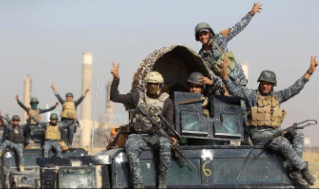 الجيش العراقى