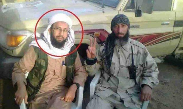 الإرهابي أبو طلحه الليبي