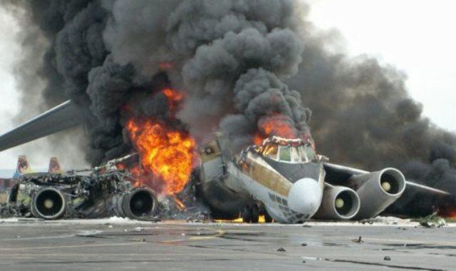 انفجار طائرة - أرشيفية
