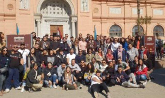 شباب المصريين بالخارج المقيمين بأستراليا