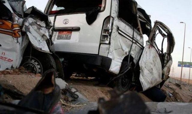 حادث تصادم سيارات - أرشيفية