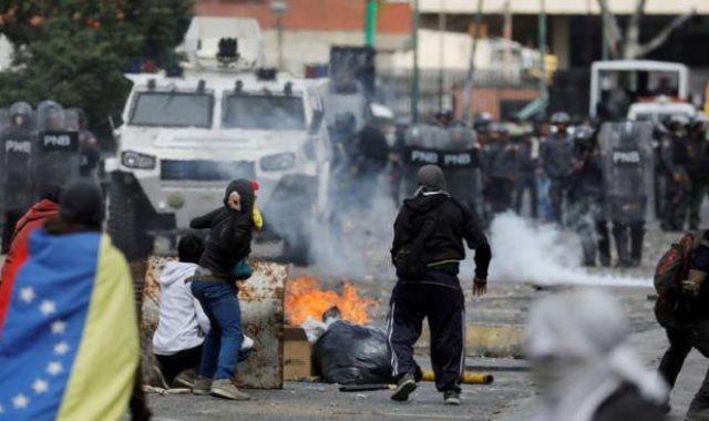 أحداث فنزويلا