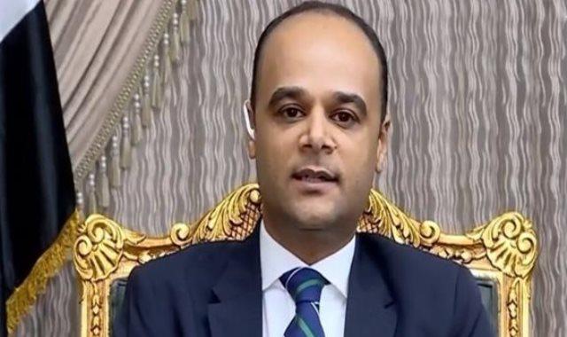 المستشار نادر سعد المتحدث الرسمى باسم مجلس الوزراء