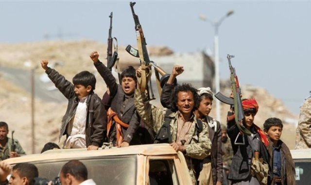 ميليشيات الحوثى
