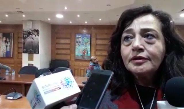 الدكتورة سحر مشهور، مستشارة وزيرة التضامن الاجتماعى