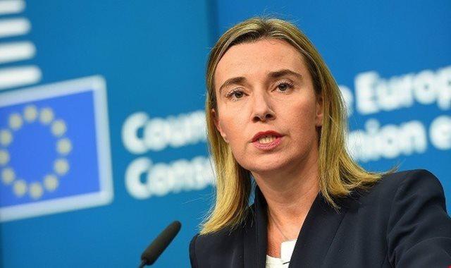 فريدريكا موجرينى الممثلة العليا للشؤون الخارجية في الاتحاد الأوروبى