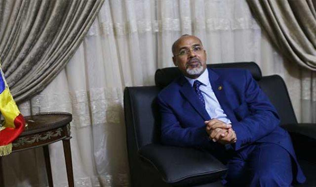 سفير تشاد بالقاهرة