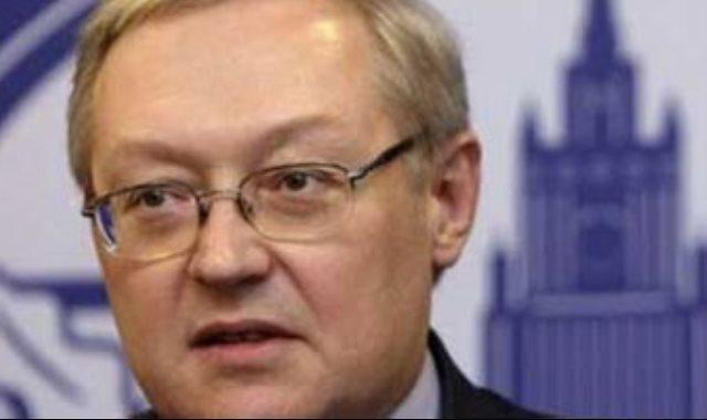 نائب وزير خارجية روسيا سيرجى ريابكوف
