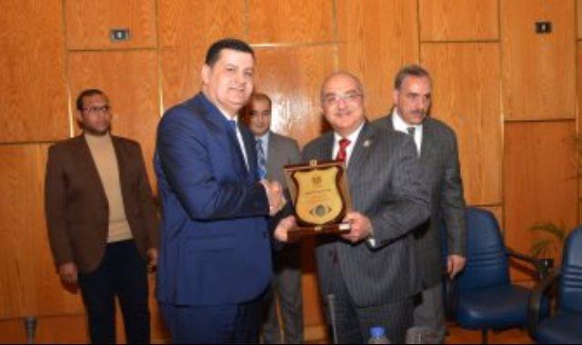 راضى عبد المعطى رئيس جهاز حماية المستهلك