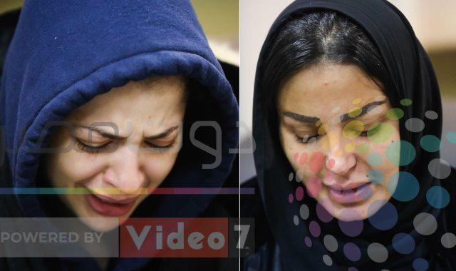 شيما الحاج و منى فاروق
