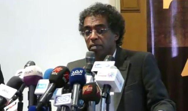 أحمد عواض رئيس الهيئة العامة لقصور الثقافة