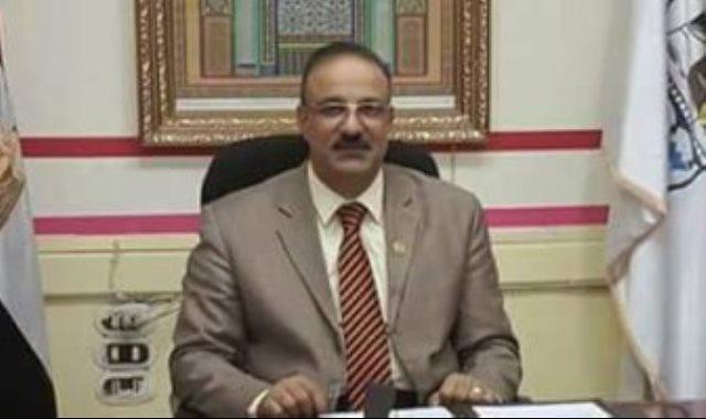 محمد حسام الدين وكيل وزارة التربية والتعليم ببنى سويف