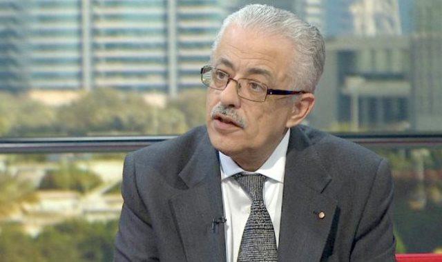 الدكتور طارق شوقى وكيل وزارة التربية والتعليم والتعليم الفني