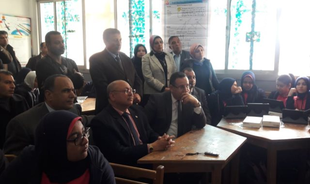 عبد العزيز قنصوة محافظ الإسكندرية