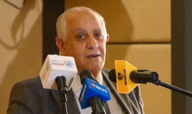 حسن المستكاوى رئيس مجلس إدارة وادى دجلة