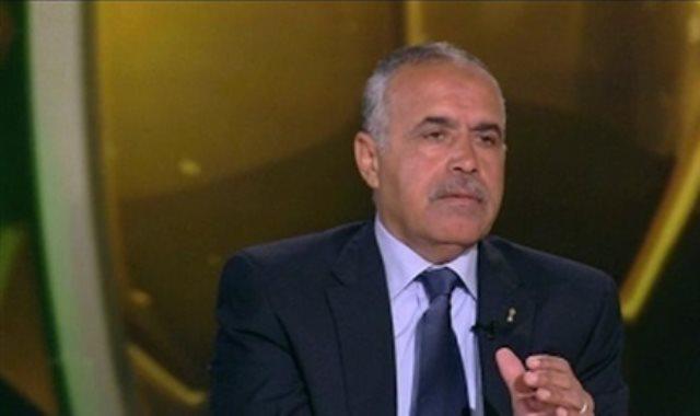 أحمد الشناوى الخبير التحكيمى