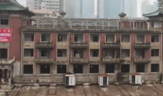 نقل فندق فى الصين