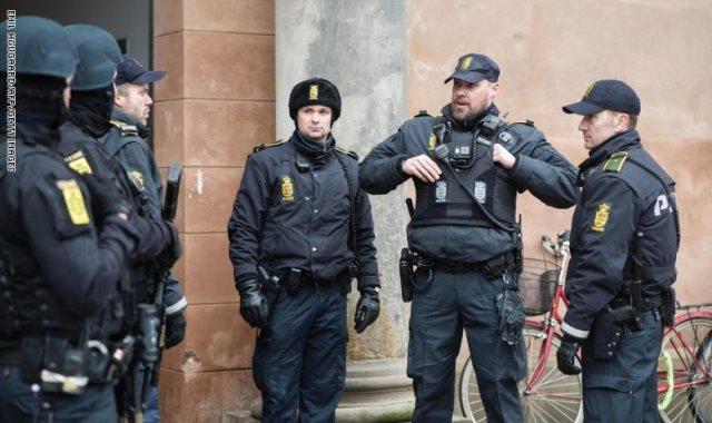 الشرطة الدنماركية - أرشيفية