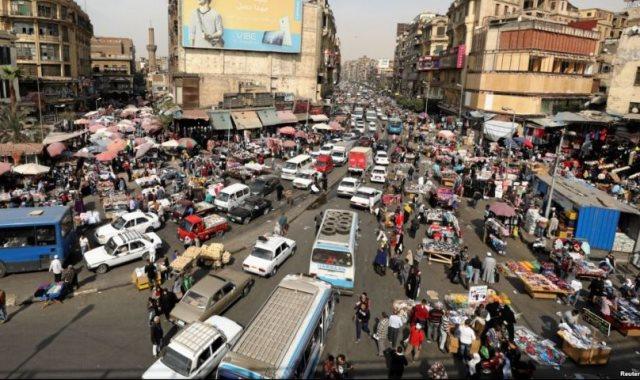 التعداد السكاني - أرشيفية