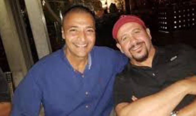 حميد الشاعرى و هشام عباس