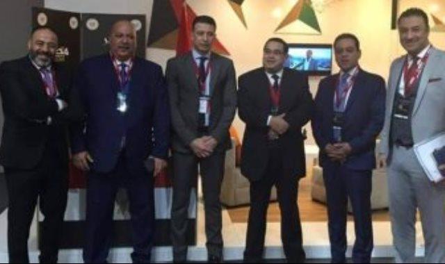 وفد الجمعية المصرية المغربية بمملكة المغرب
