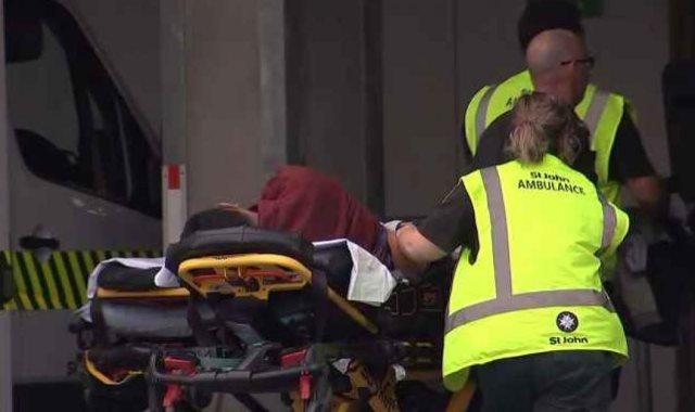 موقع حادث هجوم نيوزيلندا