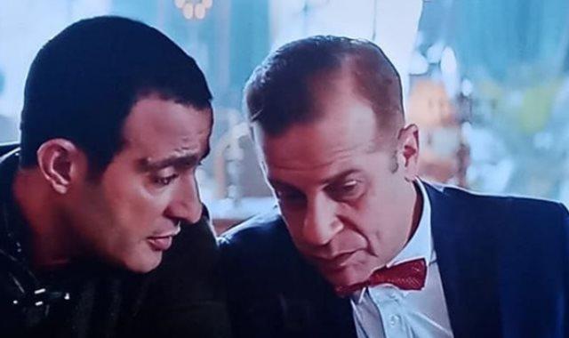 شريف منير  و أحمد السقا