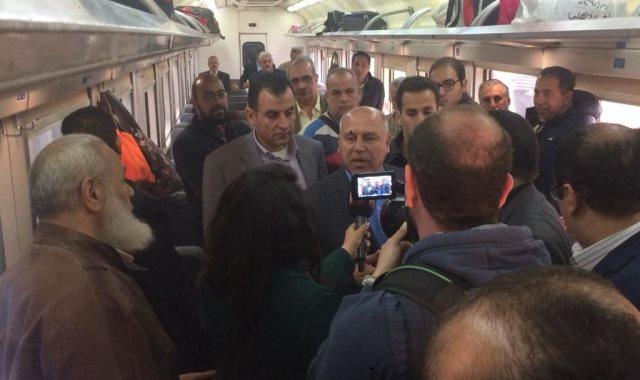 المهندس كامل الوزير وزير النقل