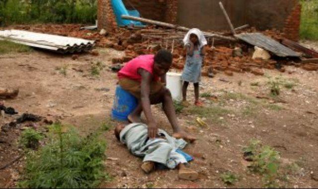 فيضانات زيمبابوى