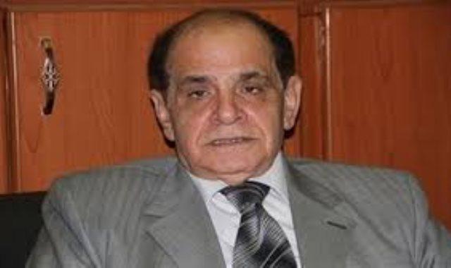 الدكتور صلاح فوزى أستاذ القانون الدستورى