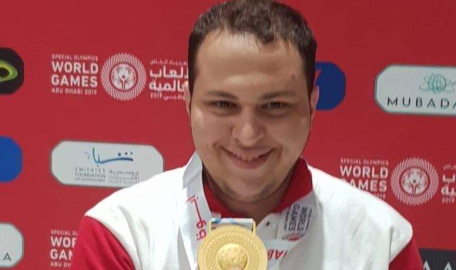 البعثة المصرية المشاركة في الأولمبياد