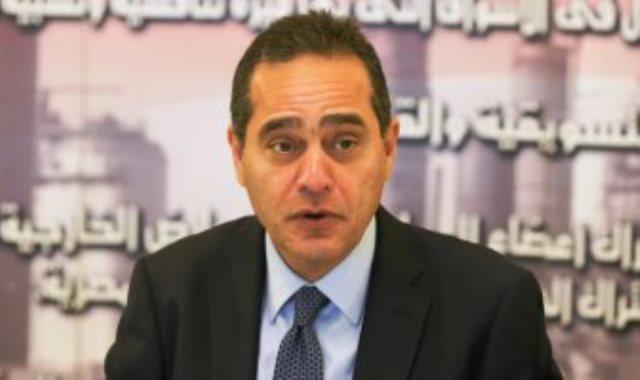 المهندس خالد أبو المكارم رئيس المجلس التصديرى للصناعات الكيماوية والأسمدة