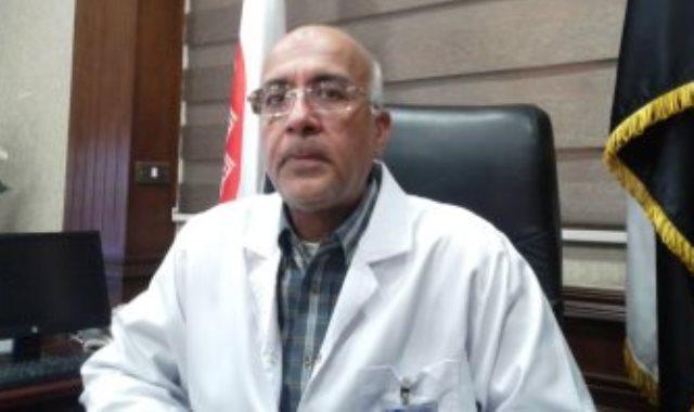 محمد أسامة - عميد معهد القلب