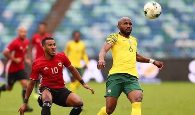 جنوب افريقيا وليبيا