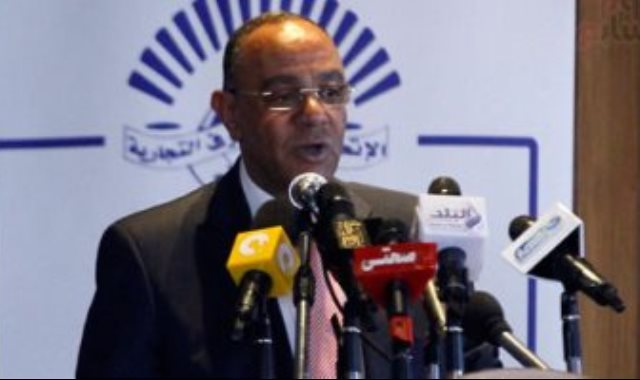 عادل ناصر رئيس الغرفة التجارية فى الجيزة
