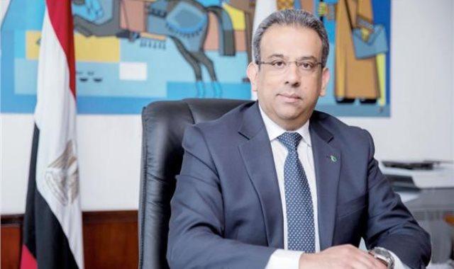 عصام الصغير رئيس مجلس إدارة الهيئة القومية للبريد