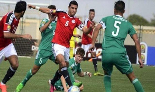 موعد مباراة مصر و نيجيريا