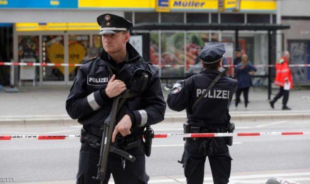 الشرطة الألمانية - أرشيفية