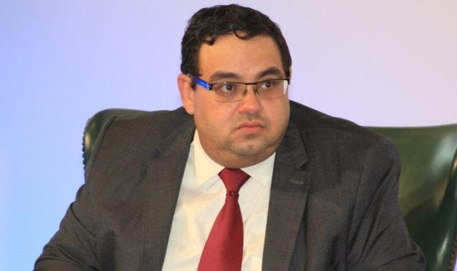 محسن عادل الرئيس التنفيذى للهيئة العامة للاستثمار