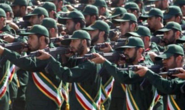 الحرس الثورى الإيرانى - أرشيفية