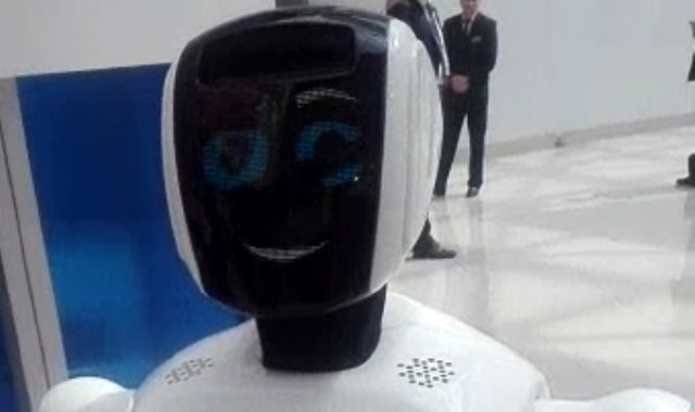 نموذج الروبوت