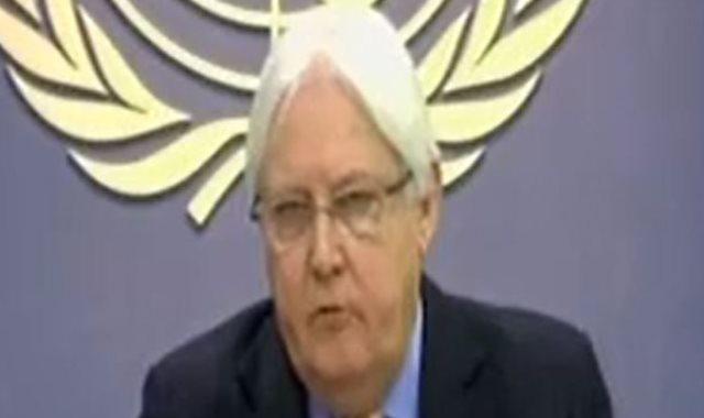 المبعوث الأممى باليمن، مارتن جريفيثس