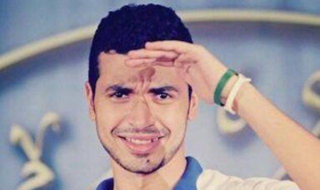 """محمد أنور ينشر البوستر الدعائي لـ""""طلقة حظ """""""